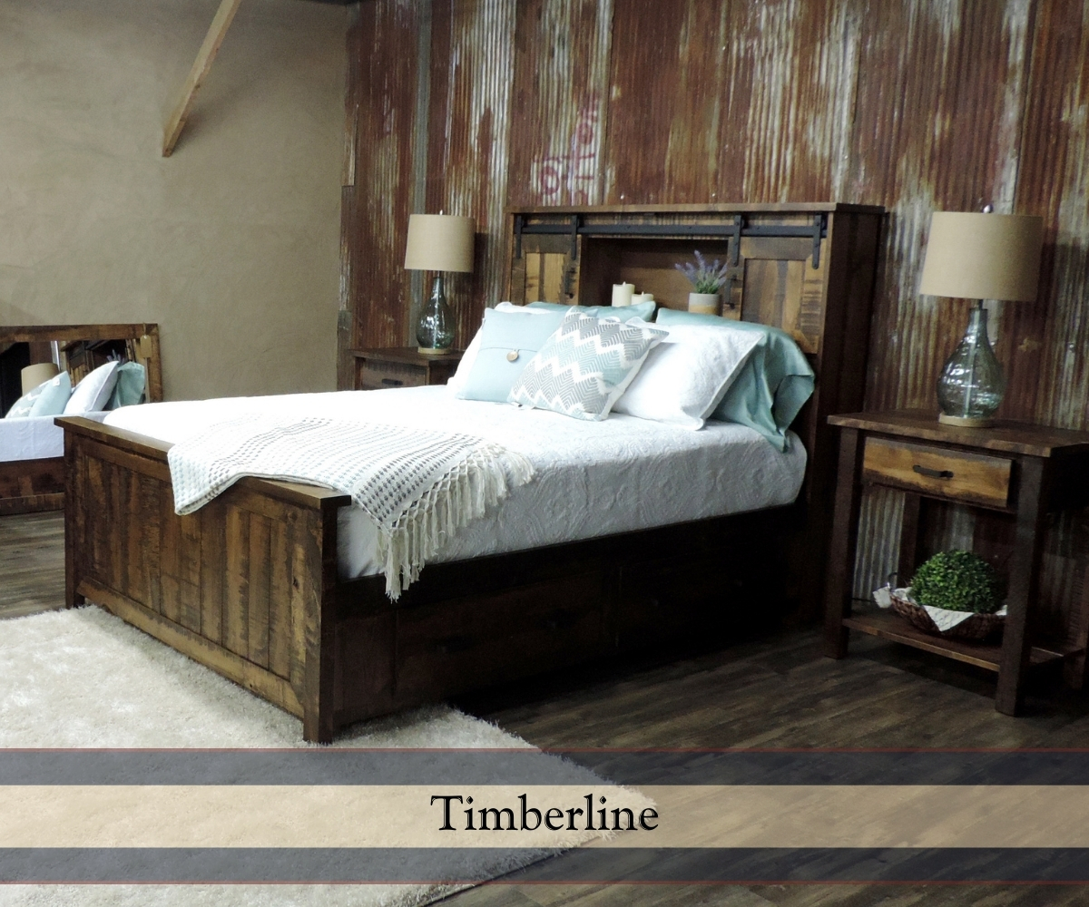 Most Popular - Timberline Bed Set